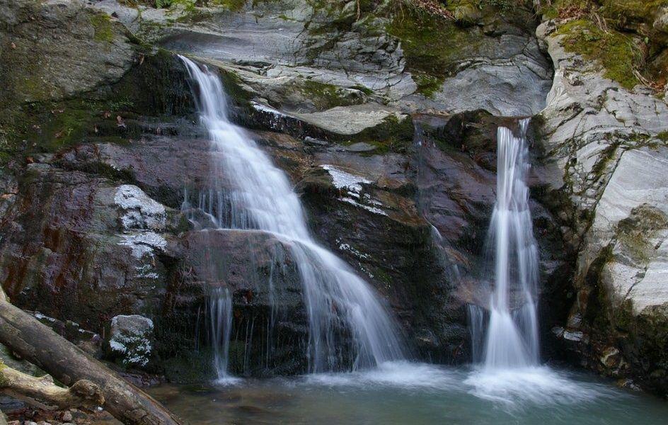 Водопады реки Сюк