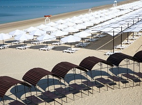 Пляж Alean Family Resort & Spa Riviera 4*