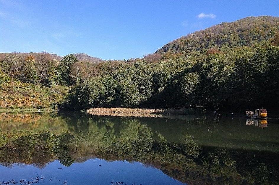 Калиновое озеро